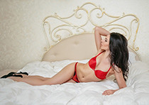 Seitensprung mit zierlich dünne Prostituierte