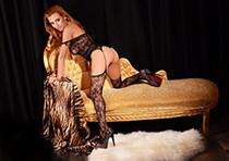 Versaute Prostituierte von Top Escortagentur