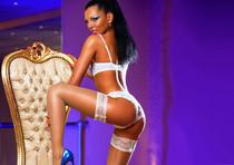 Cleopatra - Brasilien First Class Lady AV Oral Tief Domina
