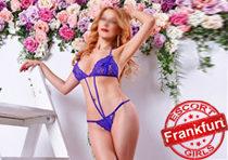 Sandra - Escort Frankfurt am Main Girls lieben geilen Sex