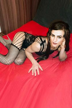 Trans Cleopatra - Trans Girl super dünn Arsch Sex Berlin