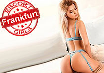 Vivienne - Blonde Bi Callgirls in Frankfurt bieten Sex Begleitservice