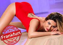 Virginija - Seitensprung Frankfurt im Stundenzimmer mit Top Escorts